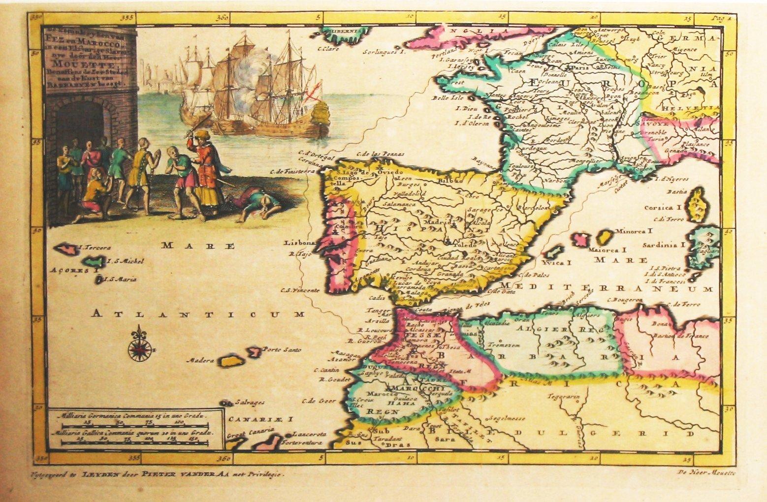 Mapa De España Antiguo.Antiguo Mapa Del Mundo De Espana Mapa De Espana Del Viejo